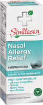 Nasal Allergy Relief  product image.