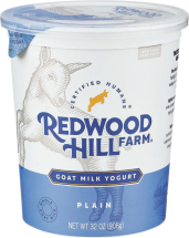 Goat Milk Yogurt product image.