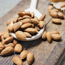 BULK Organic Almonds reg. $19.99 product image.