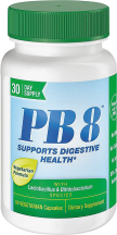 Support your body's inner balance and digestion with 8 strains and 14 billion beneficial bacteria. product image.