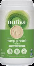 Organic Hemp Protein Plus Fiber product image.