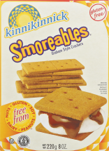 Graham Style Crackers product image.