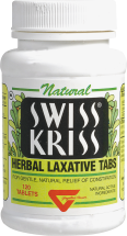 Herbal Laxative Tabs product image.