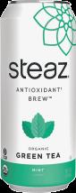 Organic Iced Green Tea product image.