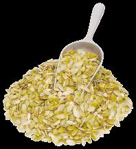 Organic Raw Pumpkin Seeds  product image.