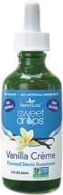 Has zero calories, no sugars or artificial sweeteners, and are gluten-free. Made with stevia leaf extract. product image.