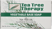 Vegetable Base Bar Soap product image.