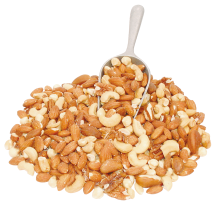 OrganicMixed Nuts product image.