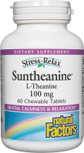 Stress-Relax® Suntheanine® product image.