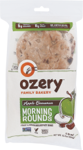 Ozery's Bakery Morning Rounds Pita Bread 12.7 OZ All Varieties product image.