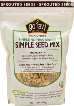 Simple Seed Mix product image.