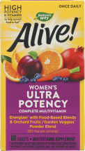 Alive! Once Daily product image.