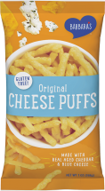 Cheese Puffs product image.