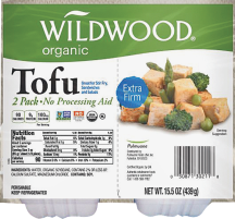 Organic Water Pack Sprout Tofu product image.
