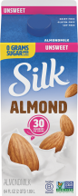 Almond Milk product image.