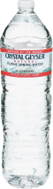Bottled at the source -- remote, protected locations with water of remarkable quality and purity. product image.