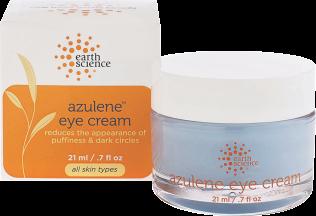 Azulene Eye Cream product image.