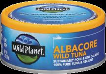 Wild Albacore Tuna product image.
