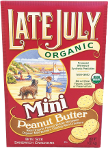 Trans fat free snack with a rewarding taste and texture. product image.
