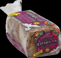 Organic Ezekiel 4:9 Bread product image.