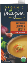 Organic Chicken Broth product image.