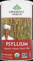 Organic Whole Husk Psyllium product image.