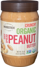 Organic Peanut Butter product image.