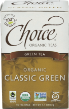 Select Variety Organic Teas product image.