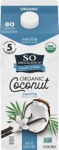 Organic Dairy Free Coconutmilk Beverage product image.