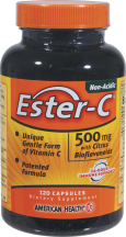 Ester-C 500 product image.