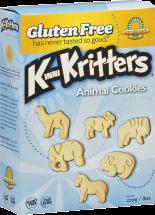 KinniKritters Animal Cookies product image.