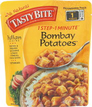 Heat & Eat Indian Cuisine Entree product image.