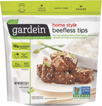 Meatless Entrees product image.