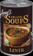Organic Lentil Soup product image.