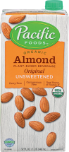 Organic Non-Dairy Beverage product image.