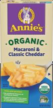 Organic Macaroni & Cheese product image.
