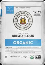 100% Organic Flour product image.