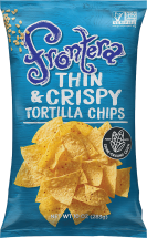 Stone-Ground Tortilla Chips product image.