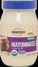 Organic Mayonnaise product image.