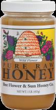 Raw Honey product image.