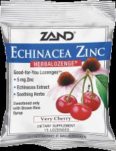 Echinacea Herbal Lozenges product image.