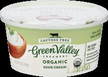 Organic Lactose Free  product image.