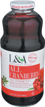 All Cranberry Juice product image.