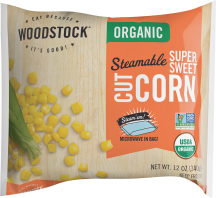 Organic Frozen Steamables Vegetables product image.