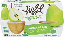 Organic Pears product image.