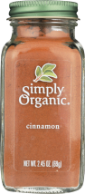 Organic Cinnamon product image.