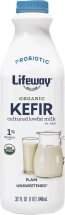 Organic Low Fat Kefir product image.