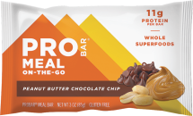 Peanut Butter Chocolate Chip Bar product image.