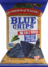 Blue Corn Chips product image.