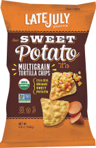 Organic Multigrain Tortilla Chips product image.